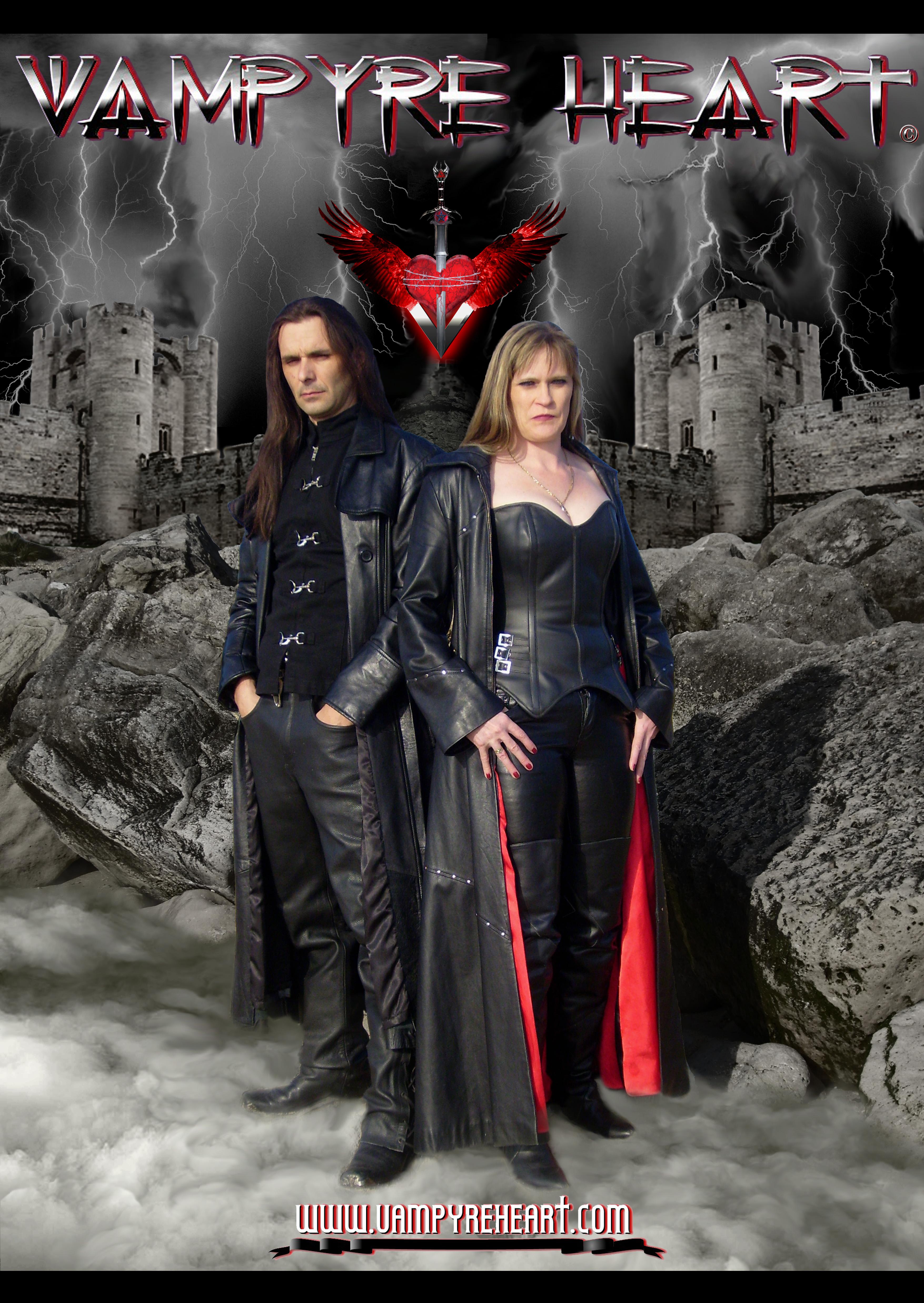 Vampyre Heart Gallery